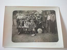 PHOTO CONSCRIT LIEU A IDENTIFIER 1932 1933 ALSACE ? - Guerre, Militaire