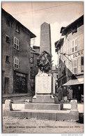 87 EYMOUTIERS - Le Monument Aux Morts - Eymoutiers