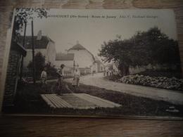 AUGICOURT ROUTE DE JUSSEY - Autres Communes
