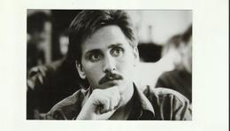 "*1x  /FILM PHOTO  *      *-EMILIO  ESTEVEZ - """" STAKEOUT""""--1987 - Photographs"