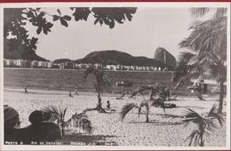 Bresil Brazil Brasil Rio De Janeiro - Photo Card Fotokaart Praia Copacabana ? - Rio De Janeiro