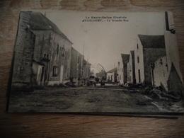AUGICOURT LA GRANDE RUE - Autres Communes
