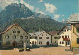 Schweiz- 7550 Scuol-Tarasp-Vulpera - Dorfplatz - Nice Stamp - GR Graubünden