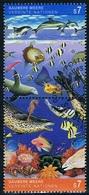 Nations-Unies (Vienne) - Préservation De L'environnement Marin 139/140 (année 1992) Oblit. - Centre International De Vienne