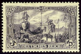 Germany. Sc #77b. Mint. F-VF. - Germany