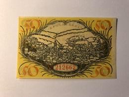 Allemagne Notgeld Baden Baden 50 Pfennig - Collections
