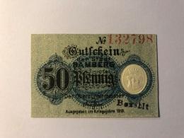 Allemagne Notgeld Bamberg 50 Pfennig - Collections