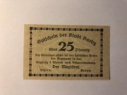 Allemagne Notgeld Barby 25 Pfennig - Collections