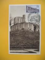 Carte-Maximum 1947  N° 780  - 12 ème Congrès De L'Union Postale Universelle - Anniversaire De La Libération De Gisors - 1940-49