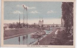 NOYEN - Le Canal - Autres Communes