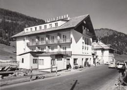VAL VENOSTA-BOLZANO=INSEGNA SALI E TABACCHI=-CARTOLINA VERA FOTOGRAFIA- VIAGGIATA IL 11-9-1956 - Bolzano