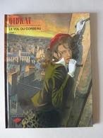 Gibrat - Le Vol Du Corbeau. Tome 1 / EO 2002 - éd. Dupuis - Bücher, Zeitschriften, Comics