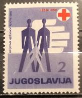 Yugoslavia, 1959, Mi: ZZ 22 (MNH) - Nuovi