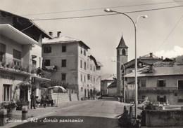CUSIANO-TRENTO=INSEGNA SALI E TABACCHI=-CARTOLINA VERA FOTOGRAFIA- VIAGGIATA IL 4-8-1965 - Trento