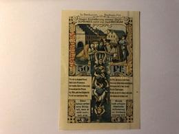 Allemagne Notgeld Beckum 50 Pfennig - Collections
