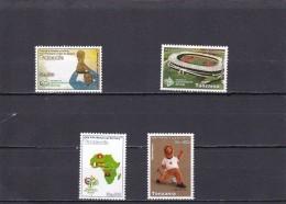 Tanzania Nº 3467 Al 3469 - Tansania (1964-...)