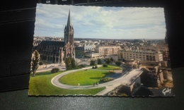 Caen L'Eglises Saint Pierre - Caen