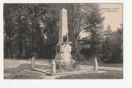 AMANLIS - LE MONUMENT - 35 - Autres Communes
