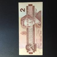 2 Dollars Kanada Banknote 1986 - Canada