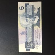 10 Dollars Kanada Banknote 1986 - Canada