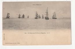 EN ROUTE POUR SAINT PIERRE ET MIQUELON - Saint-Pierre-et-Miquelon