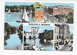 94  NOGENT  SUR MARNE   MULTIVUES  BON ETAT       2 SCANS - Nogent Sur Marne