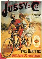 CPA-1970-REPRO-AFFICHE PUBLICITE-1908-CYCLES TAMDEN JUSSY&Cie-TBE - Publicité