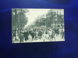 1905 PARIS  BOULEVARD PORT ROYAL LE 23° D'INFANTERIE  BON ETAT - Autres