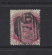 JAMAICA..QUEEN VICTORIA.(1837-01)...2d....SG2..(CAT £55.)....USED. - Jamaica (...-1961)