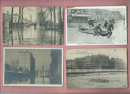 69 Cartes   Inondations  ,   Inondation - Overstromingen