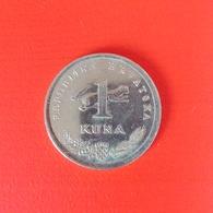 1 Kuna Münze Aus Kroatien Von 1995 (sehr Schön) - Kroatien