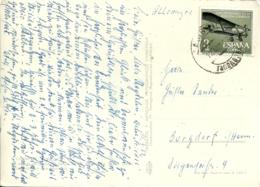 Cambrils Tarragona 1962 >> Burgdorf D - 1931-Aujourd'hui: II. République - ....Juan Carlos I