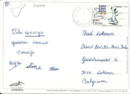 Sta Cruz Tenerife 2008 >> Lokeren B - 1931-Aujourd'hui: II. République - ....Juan Carlos I