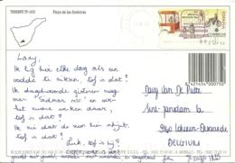 Sta Cruz Tenerife 1999 >> Lokeren B - 1931-Aujourd'hui: II. République - ....Juan Carlos I