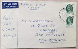 Australia Air Mail - Australien
