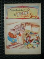 Les Aventures De Youpi Le Petit Singe/ Editions Hemma, Non Daté - Bücher, Zeitschriften, Comics