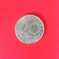 20 Stotinki Münze Aus Bulgarien Von 1999 (sehr Schön) - Bulgarien