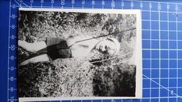 B&W Amateur Photo Boy Beach - Anonyme Personen