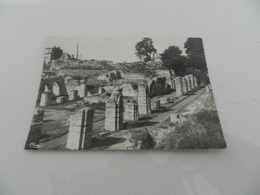 Cp Bavay   Vestiges  Gallo - Romains - Bavay