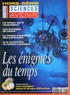 Sciences Et Avenir N° 96 Hors Série  1994 Les énigmes Du Temps - Science