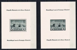 Belg. 1941 OBP/COB Bl 13/14* MH (2 Scans) - Bloques 1924 – 1960