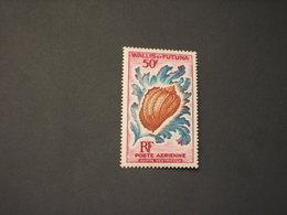 POLYNESIE - 1979 CORALLI 2 VALORI - NUOVO(++) - Polinesia Francese