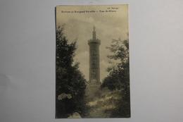 Cpa Environs De Bourgneuf Val D'Or Tour St Saint Hilaire - NAS10 - Autres Communes