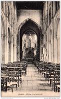 62 LILLERS - Vue Interieure De L'eglise - Lillers