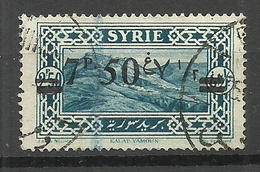 FRANKREICH France In Syrie 1926 Michel 305 Kalat Yamour Mountain O - Syrien (1919-1945)
