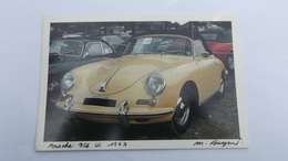 PORSCHE 356 SC 1963 - Materiaal