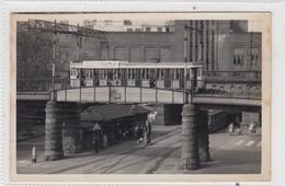 Sydney. Railway Collonade Line Crosses Eddy Ave.Tram. Photo, No Postcard. - Sydney
