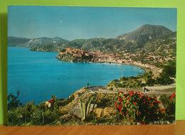 ISOLA LIPARI Panorama Cartolina 1971 - Italia