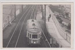 North Sydney. Entrance To Tunnels.Tram. Photo, No Postcard. - Sydney