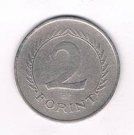 2 FORINT 1951 HONGARIJE /4968/ - Hongrie